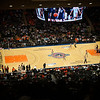 College basketball in Madison Square Garden