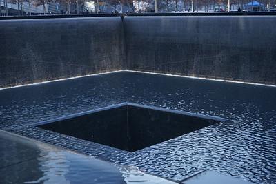 9/11 Memorial Site, NYC