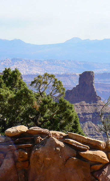 Overlook at Dead Horse Point State Park