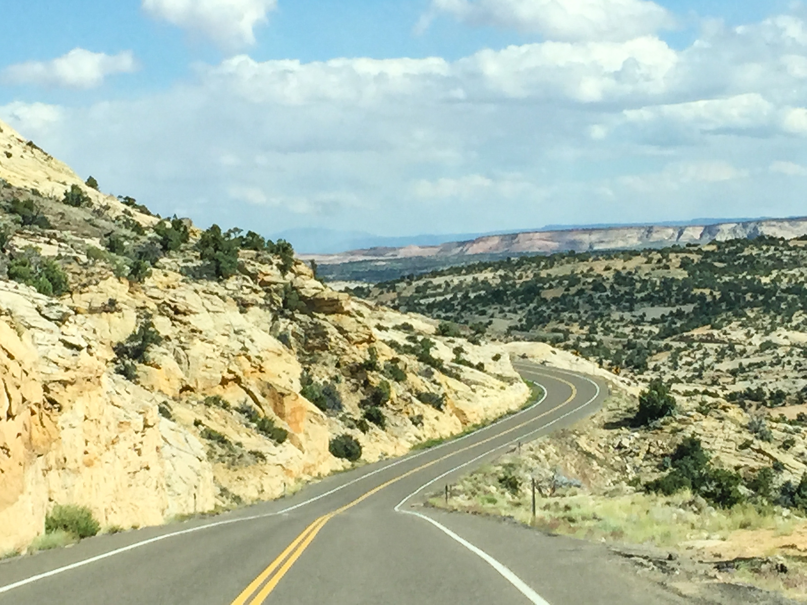 And the scenery changes yet again between Boulder and Escalante when you drive Highway 12 Scenic Byway in southern Utah.