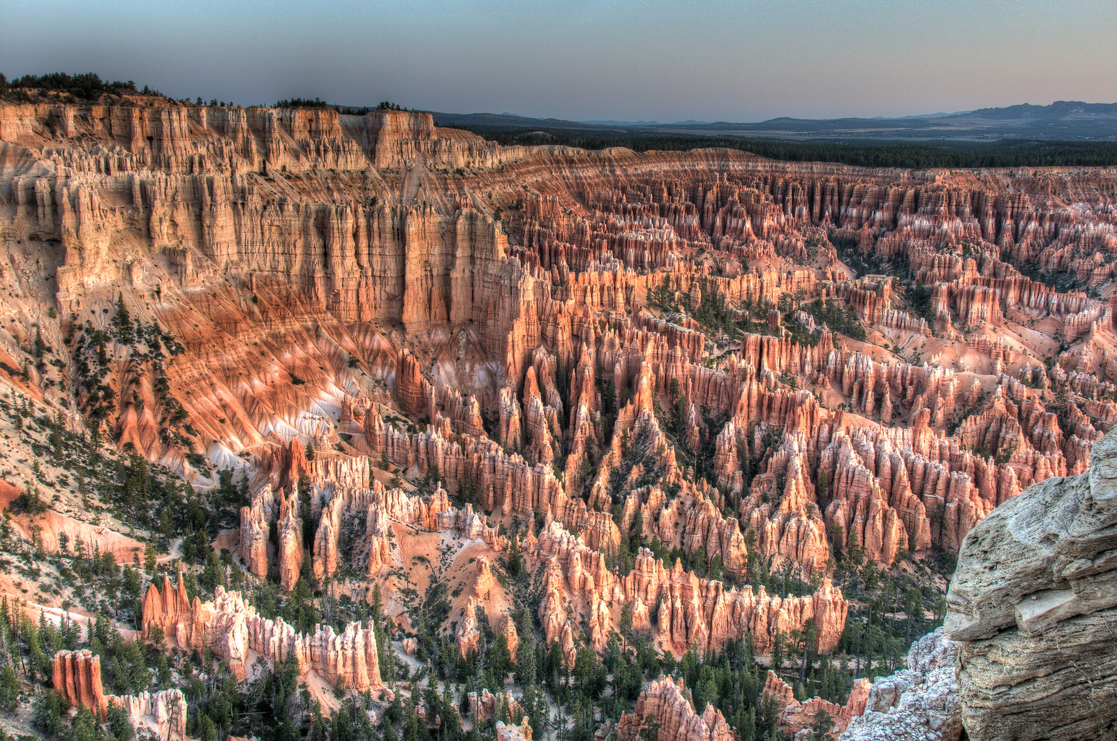 North American National Park: Bryce Canyon National Park, Utah