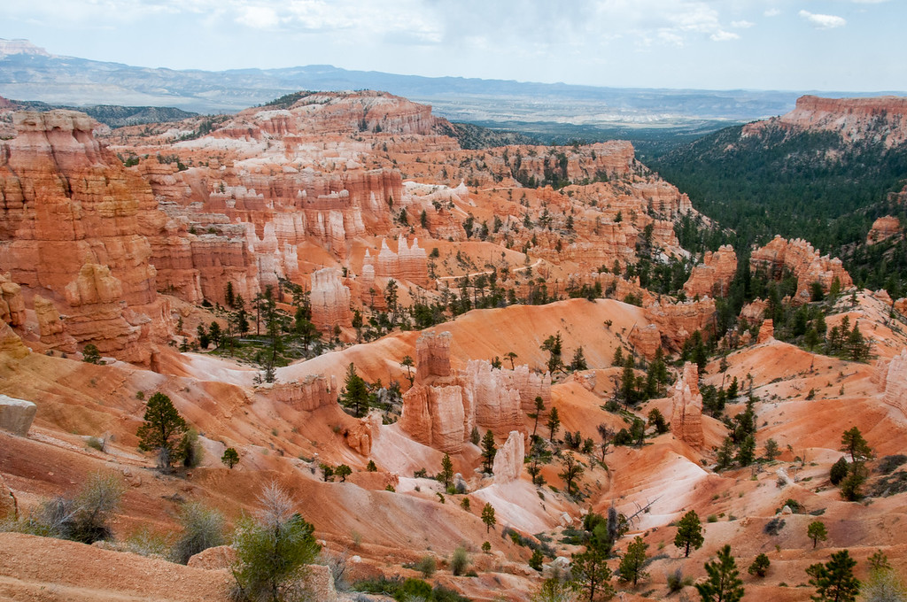 national park service sites in Utah