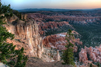 Bryce Canyon Amphitheatre from Sunrise Point, Utah