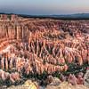 The Bryce Canyon Ampitheater,  Utah