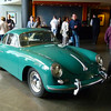 Antique Porsche 356 at Black Rock 2013