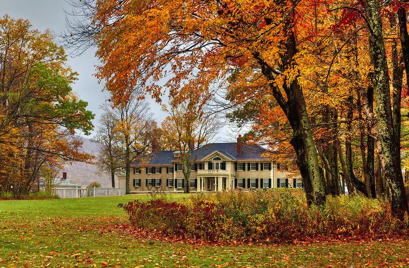 Hildene Lincoln Family Home, Vermont