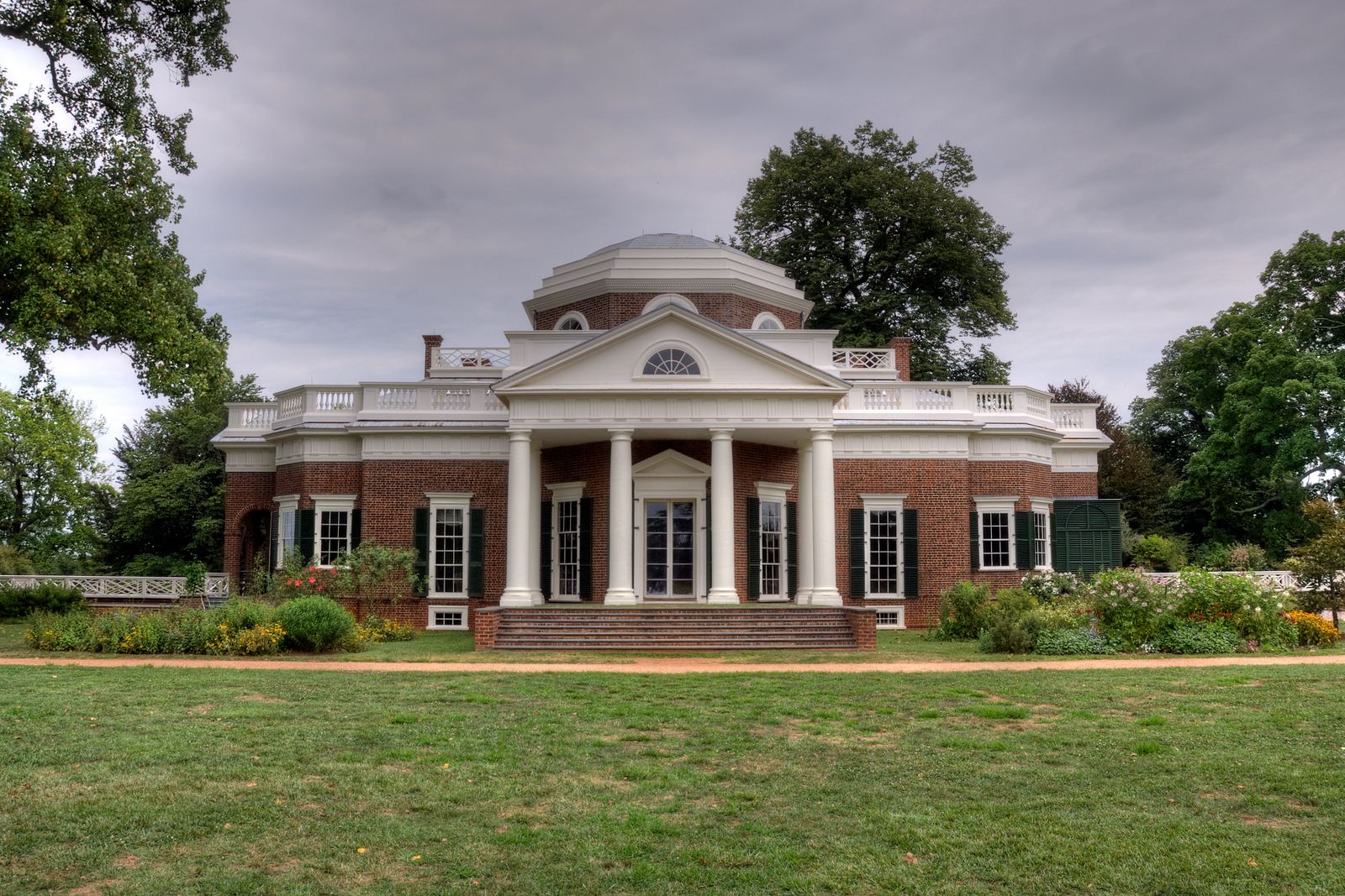 Monticello and the University of Virginia in Charlottesville UNESCO World Heritage Site