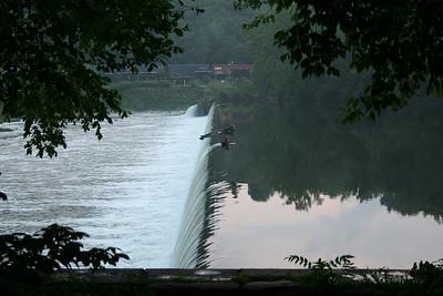 James River Waterfall