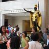 Capitol visitors center, King Kamehameha