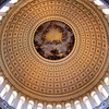 Capitol rotundum dome
