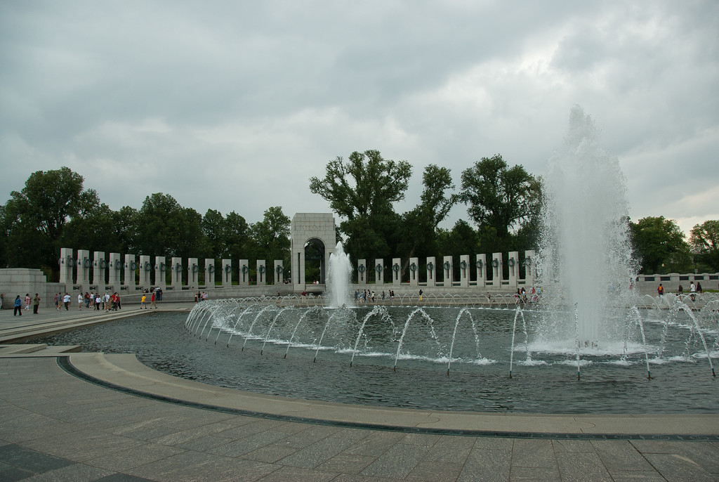 national park service sites in washington DC