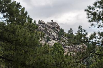 Mount Rushmore National Memorial - mountains