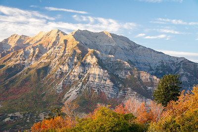 Squaw Peak Road - Mt.Timpanogos