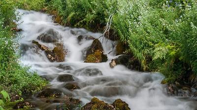 Wasatch Mountains - Cascade Springs