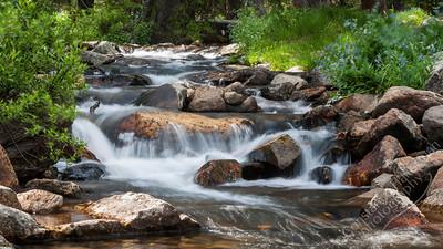Bighorn Mountains - Merle Creek