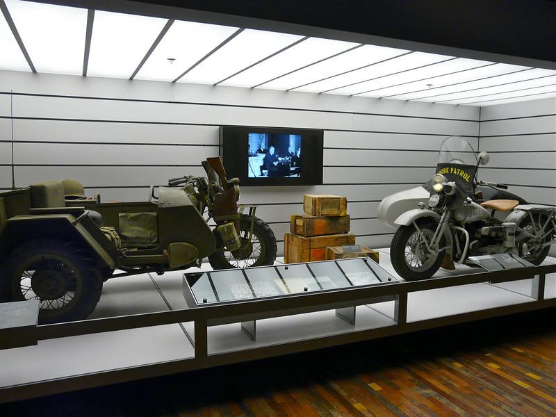 Historical Harley