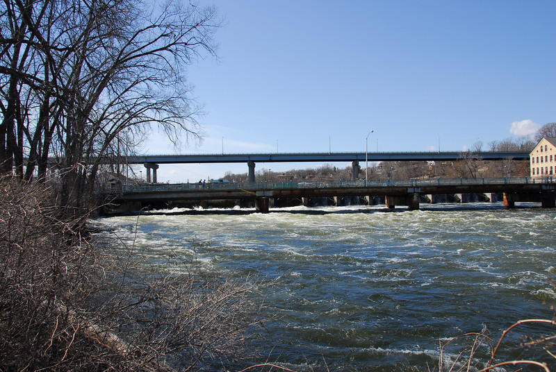 Wisconsin Route 47 Bridge in Appleton, Wisconsin