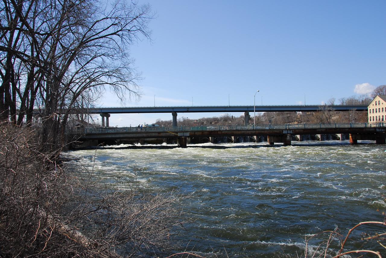 Wisconsin Route 47 Bridge in Appleton, Wisconsin