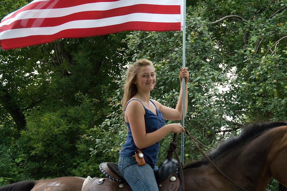 Happy 234th Birthday America!