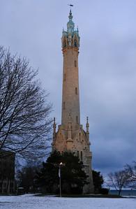 Milwaukee, Wisconsin Water Tower, Milwaukee