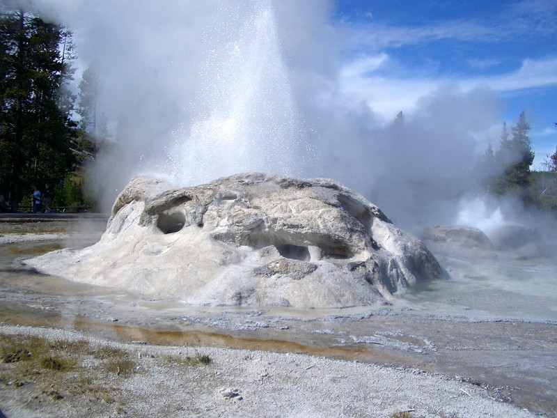 Boiling over at Yellowstone