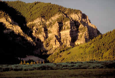 Wyoming and the Tetons