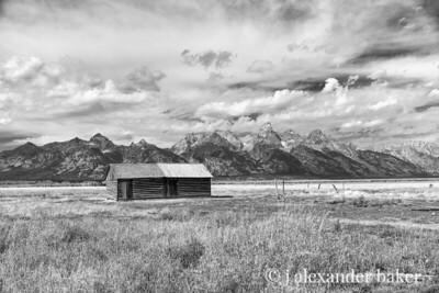 Cabin, Jackson Hole