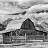 John Moulton Barn, Grand Tetons, N. P.