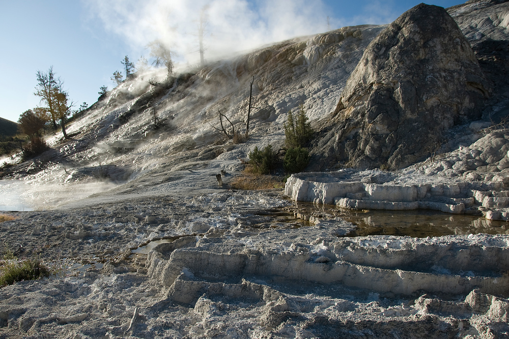 North American National Park #4 - Yellowstone, Wyoming