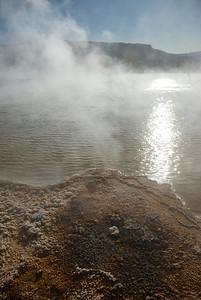 Mammoth Hot Springs, Yellowstone National Park