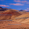 Painted Hills Landscape