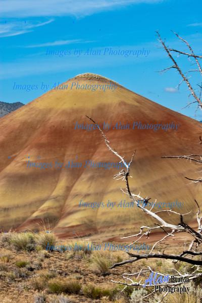 Colourful Peak