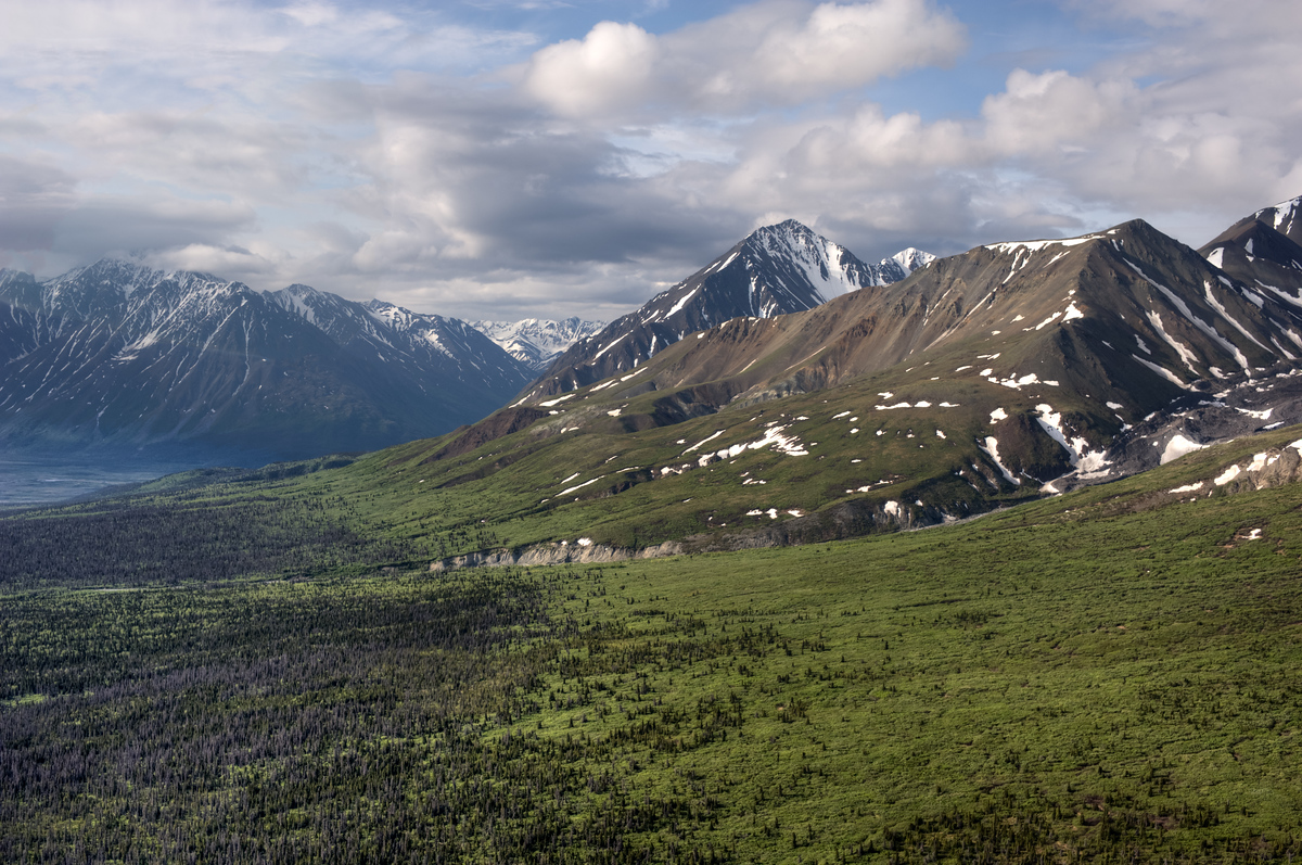 North American National Park #20: Kluane National Park, Yukon