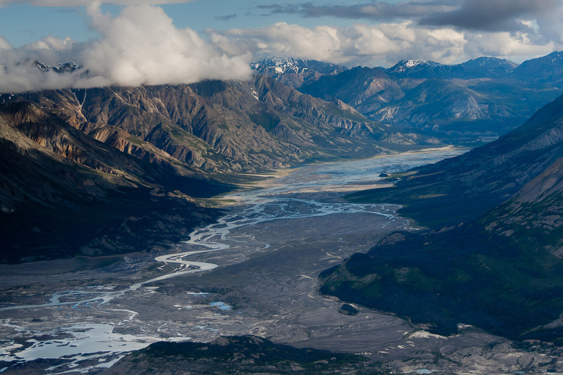 Kluane National Park, Yukon, Canada