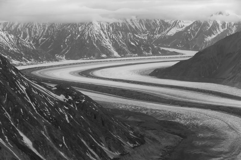 Kaskawulsh Glacier, Kluane National Park, Yukon, Canada
