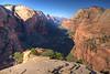 Zion Canyon :