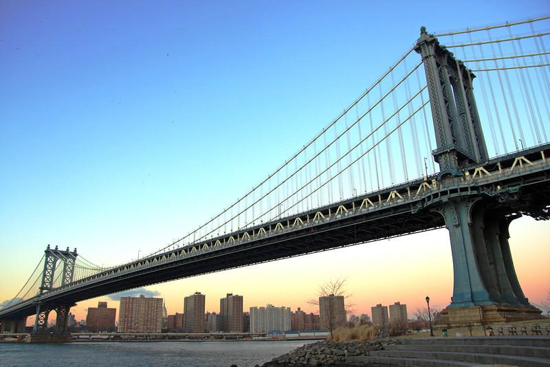 DUMBO, Brooklyn, New York