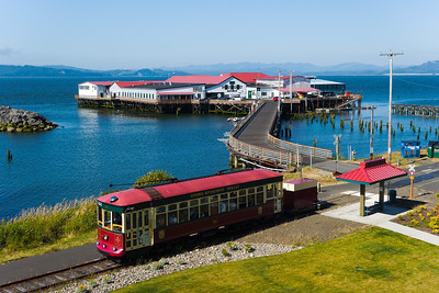 Astoria Trolly and Pier 39