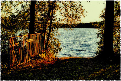Gate to the Lake
