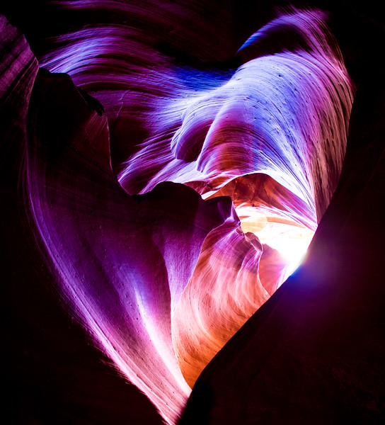 I Heart Antelope Canyon