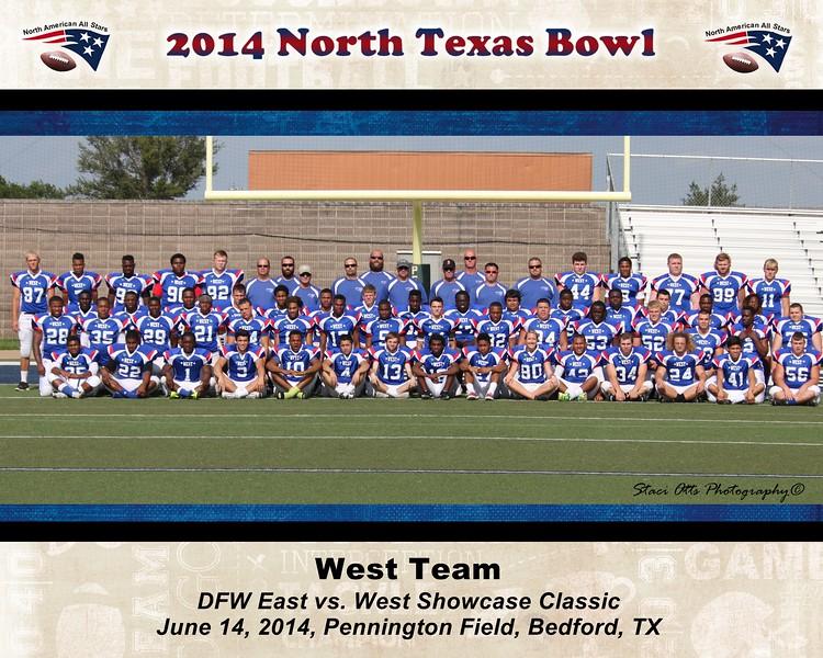 West Team 8x10 Team Photo
