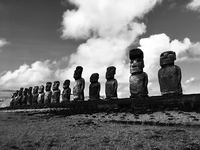 Rapa Nui: Ahu Tongariki