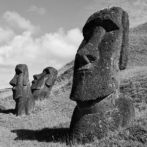 Rapa Nui (Easter Island, Isla de Pascua)