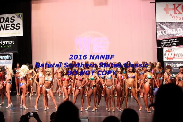 2016 NANBF Natural Southern States Classic