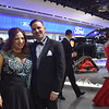 Dazzling Guests and Shiny Cars