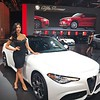 Motor Trend Car of the Year Alfa Romeo Giulia with Taylor from Salt Lake City.