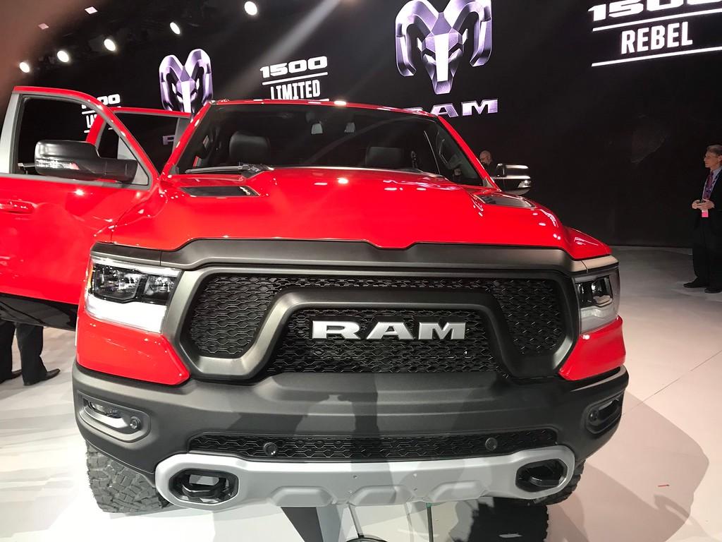 . Ram Truck.