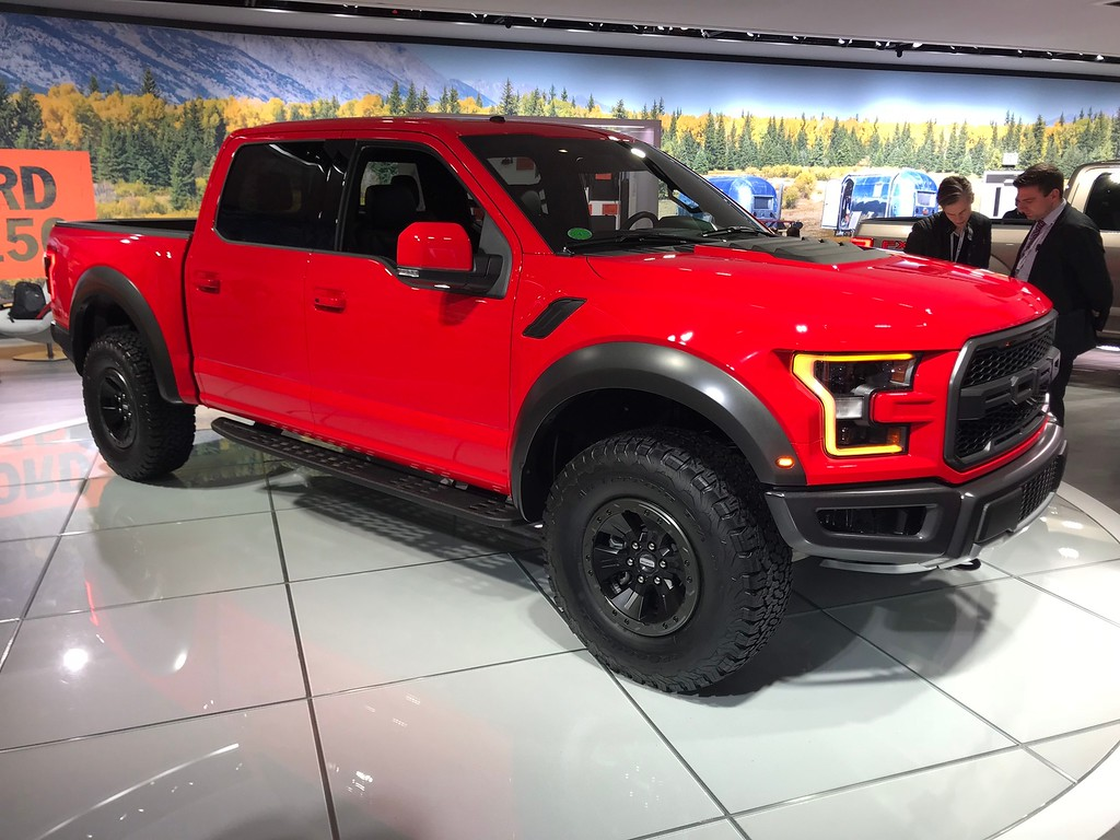 . Ford Raptor.
