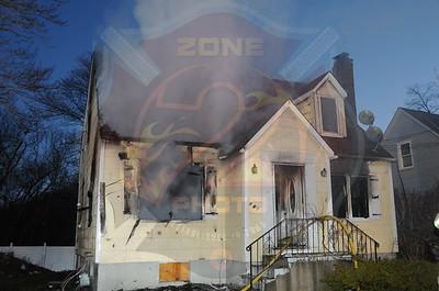North Amityville Fire Co. Signal 13 164 Dixon Ave. 3/9/13