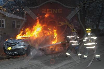 North Amityville Fire Co. Signal 14 I/F/O 130 44th St. 12/5/14